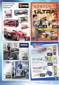 Gazetka promocyjna Carrefour - Lubiane i znane marki w Carrefour