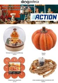 Gazetka promocyjna Action - Jesienne dekoracje w Action - ważna do 16-10-2020