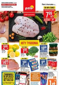 Gazetka promocyjna POLOmarket - Hity Tygodnia w sklepach Polomarket - ważna do 13-10-2020