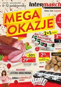 Gazetka promocyjna Intermarche Super - Mega okazje w Intermarche - ważna do 12-10-2020