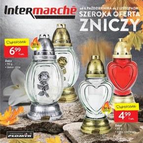 Katalog Zniczy Intermarhe!