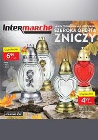 Gazetka promocyjna Intermarche Super - Katalog Zniczy Intermarhe! - ważna do 02-11-2020