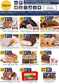 Gazetka promocyjna Sużyw - Sużyw - oferta spożywcza - ważna do 17-10-2020
