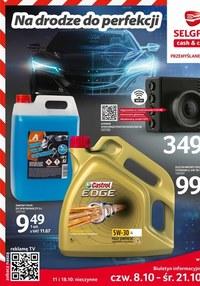 Gazetka promocyjna Selgros Cash&Carry - Wszystko dla samochodu w Selgros!