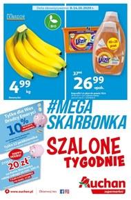 Szalone tygodnie w sklepach Auchan Supermarket!