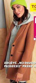 Płaszcz damski Takko Fashion