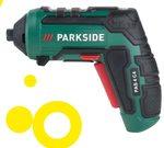 Akumulatorowa wkrętarka Parkside