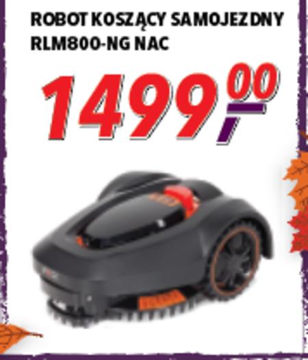 Robot Koszacy Nac Promocja Ramex Ding Pl