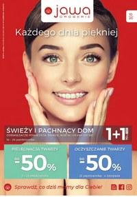 Gazetka promocyjna Jawa Drogerie - Październikowy katalog Jawa - ważna do 31-10-2020
