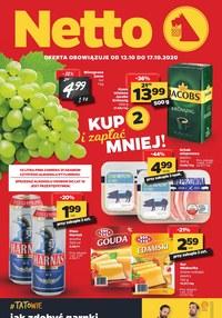 Gazetka promocyjna Netto - Świeże produkty w Netto - ważna do 17-10-2020