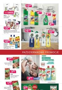 Gazetka promocyjna Drogerie Polskie - Październikowe promocje w Drogeriach Polskich