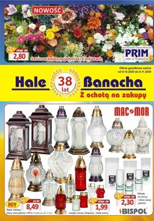 Gazetka promocyjna Hala Banacha - Hale Banacha - z ochotą na zakupy