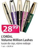 Tusz do rzęs L'Oreal