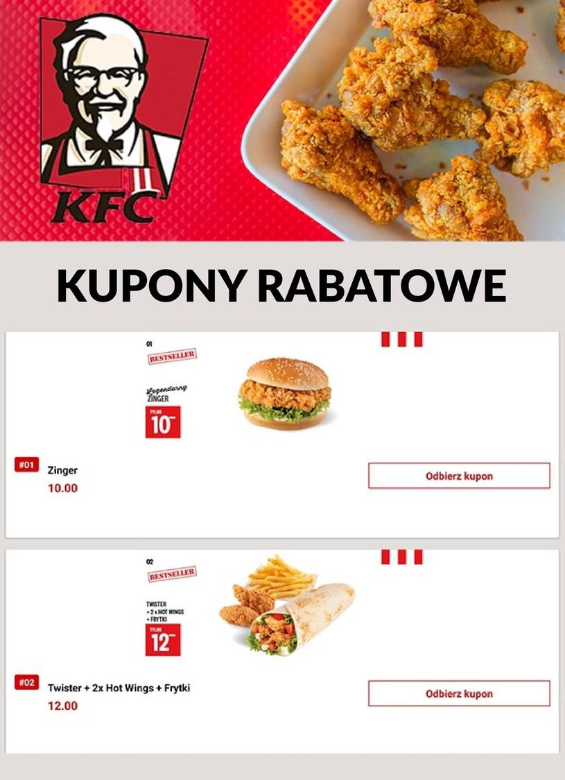 Gazetka promocyjna KFC - wygasła 186 dni temu