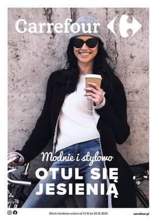 Gazetka promocyjna Carrefour - Otul się jesienią z Carrefour