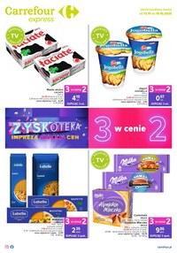 Gazetka promocyjna Carrefour Express - Zyskoteka w sklepach Carrefour Express|! - ważna do 19-10-2020
