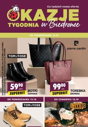 Gazetka promocyjna Biedronka - Nowa oferta w Biedronce