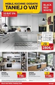 Black Red White - Meble, kuchnie i dodatki