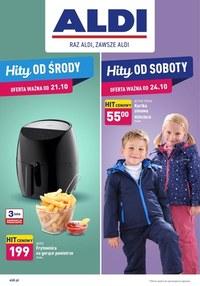 Gazetka promocyjna Aldi - Oferta non-food Aldi! - ważna do 30-10-2020