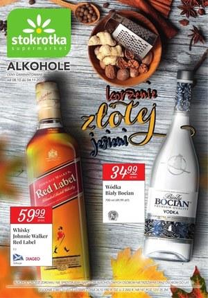 Gazetka promocyjna Stokrotka Supermarket - Korzenie złotej jesieni w Stokrotka Supermarket