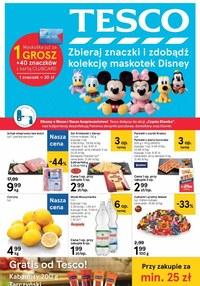 Gazetka promocyjna Tesco Centra Handlowe - Super okazje w sklepach Tesco! - ważna do 21-10-2020