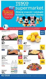 Jeszcze więcej promocji w Tesco Supermarket!