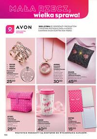 Gazetka promocyjna Avon - Avon - bądź zmysłowa