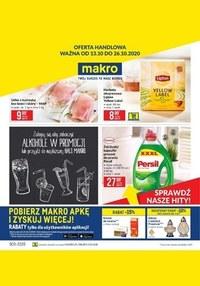 Gazetka promocyjna Makro Cash&Carry - Oferta handlowa Makro - ważna do 26-10-2020