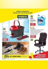 Gazetka promocyjna Makro Cash&Carry - Oferta przemysłowa Makrro! - ważna do 26-10-2020