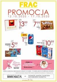 Gazetka promocyjna FRAC - Promocja w sklepie Frac  - ważna do 17-10-2020