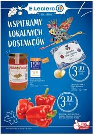 Wspieraj lokalnych sprzedawców z E.leclerc Lublin
