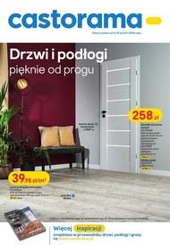 Drzwi i podłogi w Castorama