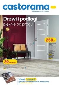 Gazetka promocyjna Castorama - Drzwi i podłogi w Castorama