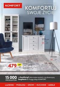 Gazetka promocyjna Komfort - Komfort w Twoim domu!