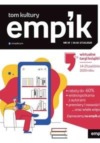 Gazetka promocyjna EMPiK - Nowy katalog Empik! - ważna do 27-10-2020