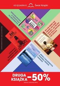 Gazetka promocyjna Księgarnie Świat Książki - Świat Książki - najnowsze promocje - ważna do 10-11-2020