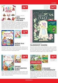 Gazetka promocyjna Księgarnie Świat Książki - Świat Książki - najnowsze promocje
