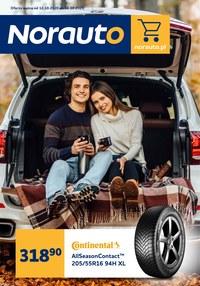 Gazetka promocyjna Norauto - Jesienne promocje w Norauto - ważna do 31-10-2020