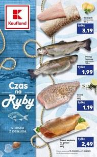 Ryby w Kauflandzie