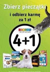 Gazetka promocyjna Kakadu - Promocje dla zwierzaków w Kakadu!