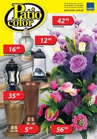 Gazetka promocyjna Patio Color - Oferta na Wszystkich Świętych - ważna do 31-10-2020
