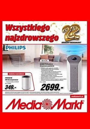 Gazetka promocyjna Media Markt - Wszystkiego najzdrowszego życzy Media Markt