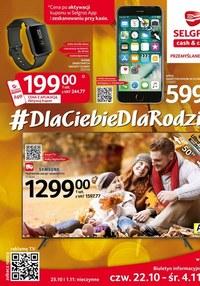 Gazetka promocyjna Selgros Cash&Carry - Selgros Dla Ciebie i rodziny - ważna do 04-11-2020