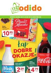 Gazetka promocyjna Odido - Łap dobre okazje w Odido! - ważna do 29-10-2020