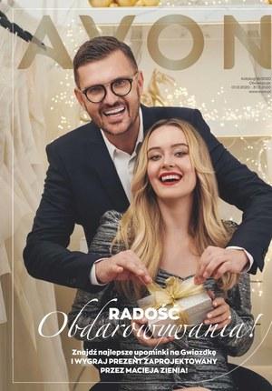 Gazetka promocyjna Avon - Świąteczny katalog Avon