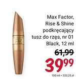 Tusz do rzęs Max Factor