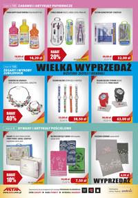 Gazetka promocyjna Astra - Szeroki wybór, niskie ceny w sklepach Astra!