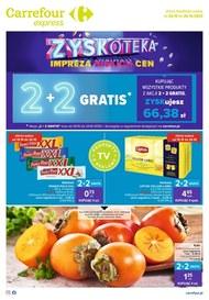 Impreza niskich cen w Carrefour Express