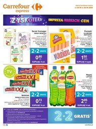 Najświeższe promocje z Carrefour Express