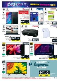 Gazetka promocyjna Carrefour - Kupując w Carrefour ZYSKujesz